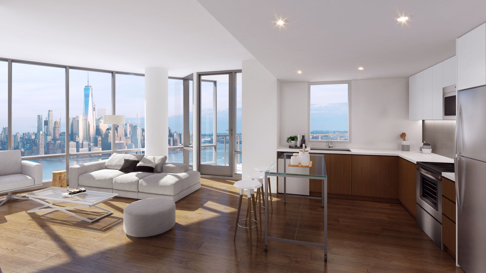 Jersey City S Newest Luxury Rental Ellipse Launches From