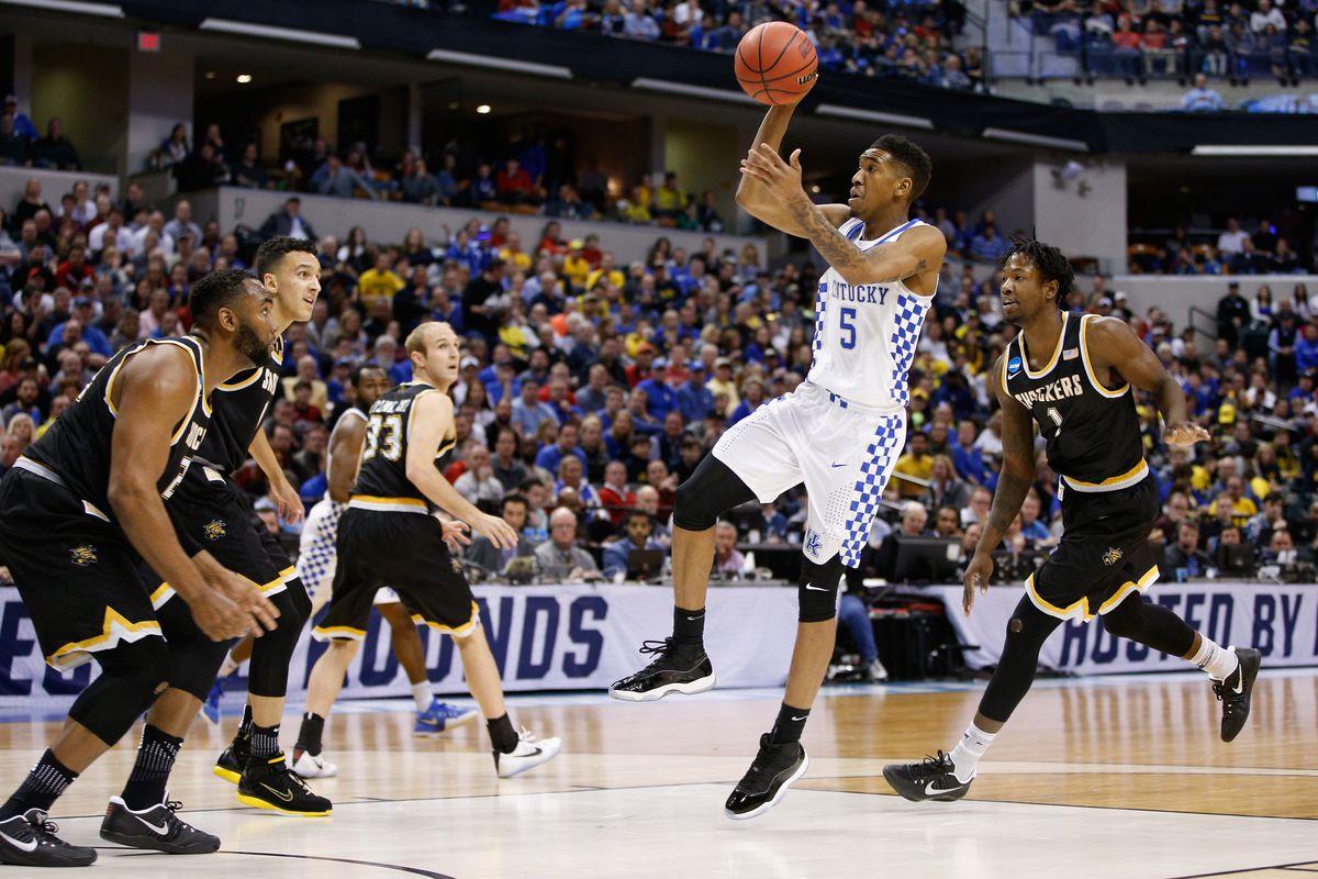 Kentucky Basketball Survives Against Wichita State, Advances to NCAA Sweet Sixteen
