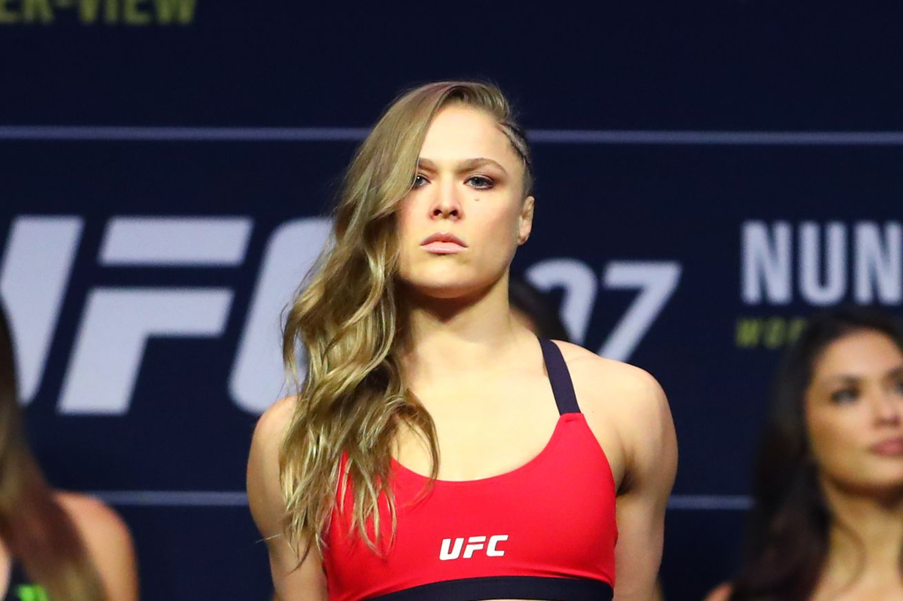 Cris Cyborg: Ronda Rousey used my name to promote herself, but I never hated her