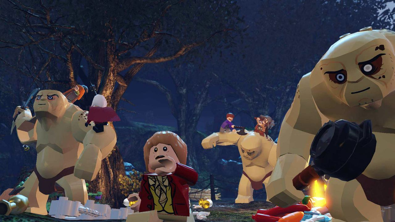 LEGO The Hobbit - Facebook