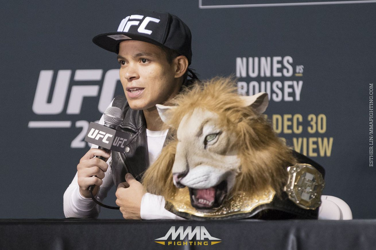Fightweets: What next for Amanda Nunes?