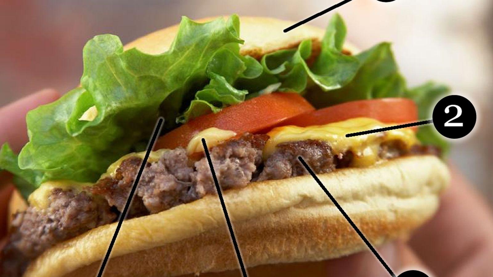 The Fake Shack (or The Shack Burger At Home) Recipe — Dishmaps