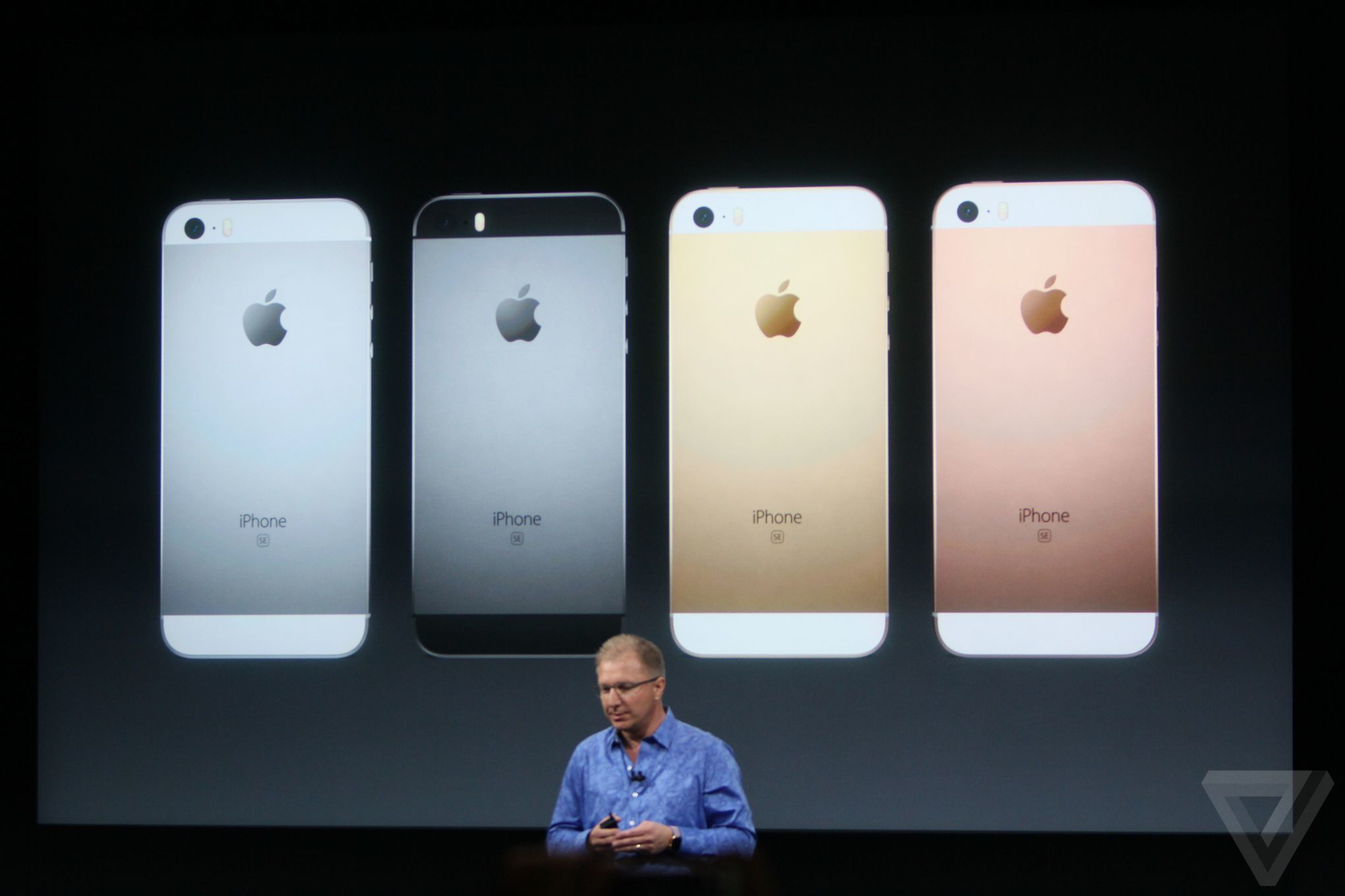 apple iphone se event the nine most important announcements the verge. Black Bedroom Furniture Sets. Home Design Ideas