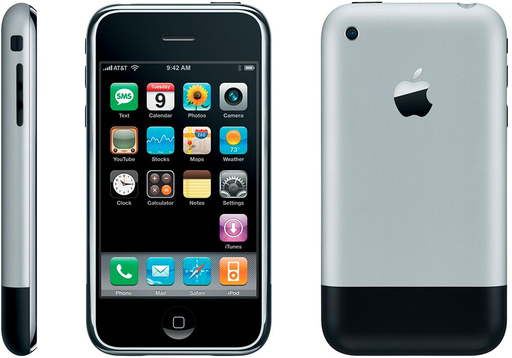 when did the iphone 1 come out iphone a visual history the verge 2639