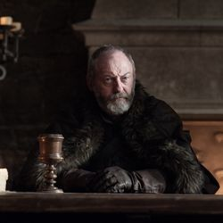 Ser Davos Seaworth is one of the few good men left in the world of <em>Game of Thrones</em>.