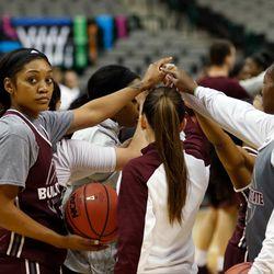 Mississippi State women's basketball team<br>