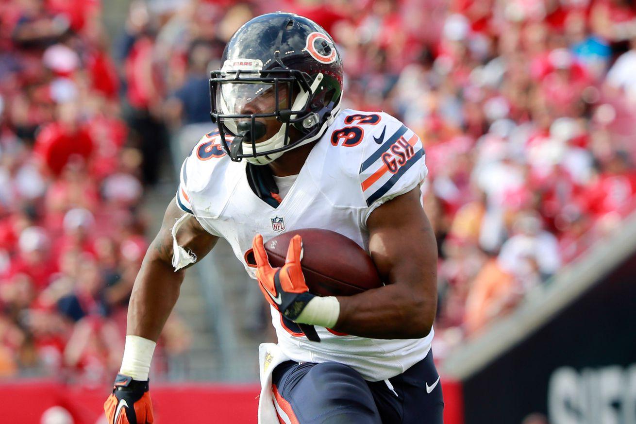 Jerseys NFL Sale - Chicago Bears poll of the day: Jeremy Langford or Jordan Howard ...
