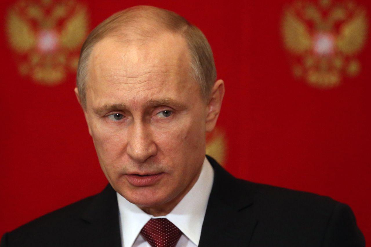 """Putin se transforma em uma espécie de """"Czar"""""""