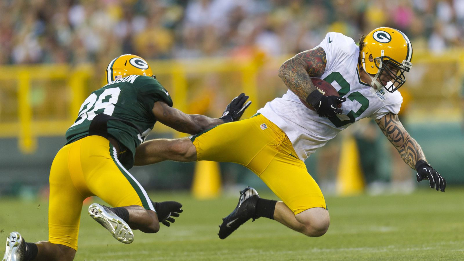 Green Bay Packers Depth Chart Do You Believe What You Re