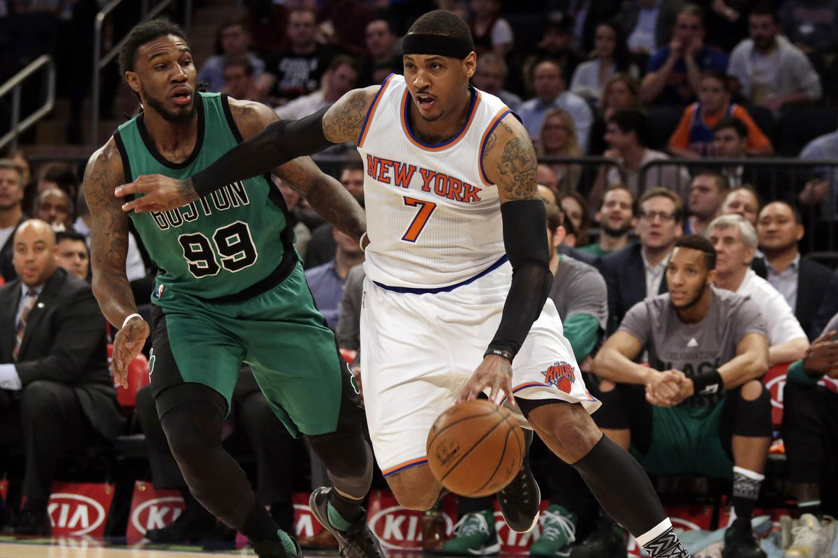 Marital problems another concern for Knicks' Anthony