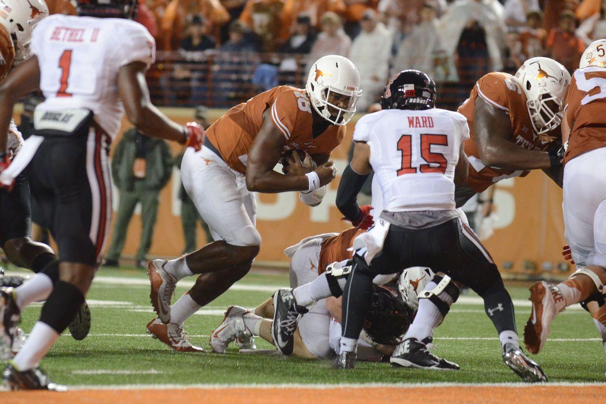Texas vs. Texas Tech: Live stream, watch online, TV ...