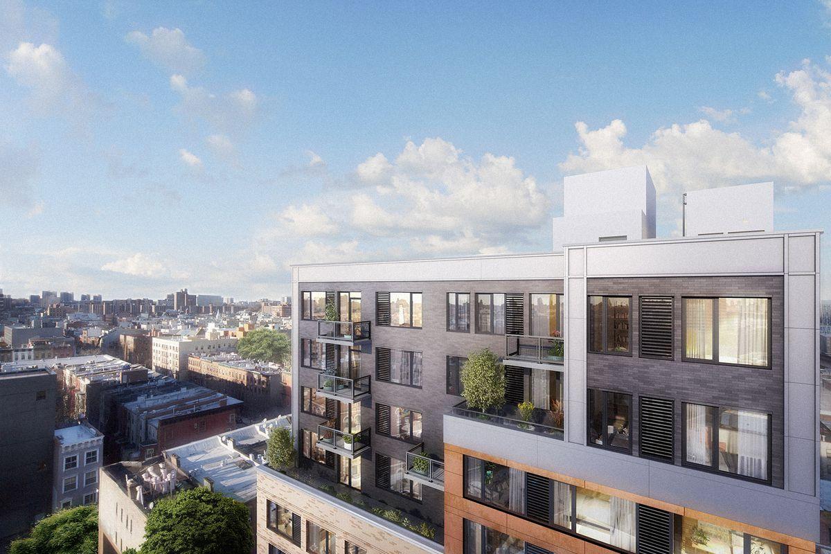 East Harlems Latest Luxury Rental Harlem  Gets New - Nyc luxury studio apartments