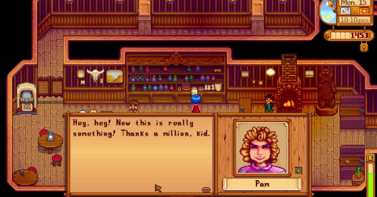 Even Stardew Valley S Creator Can T Fix Its Saddest Bug Polygon Please contact us if you want to publish a stardew valley wallpaper. even stardew valley s creator can t fix