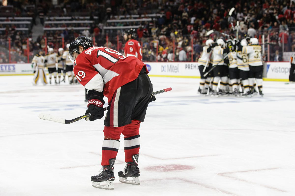 Senators beat Bruins, advance