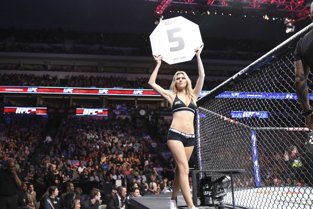 UFC 211 headed for Dallas, will take place May 13
