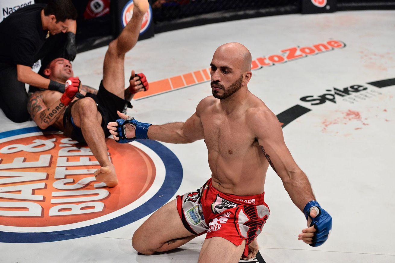 Saad Awad looks to make a statement, regardless of what weight
