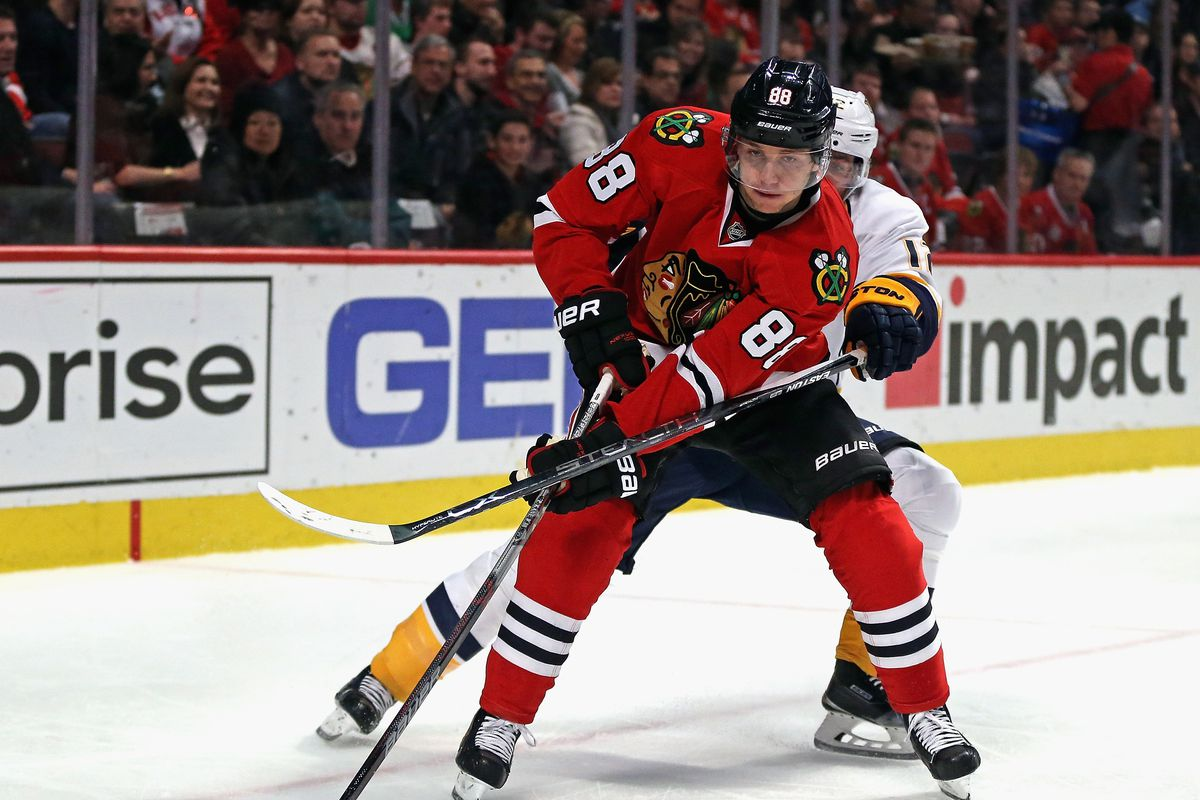 DISHON: Blackhawks in unlikely 2-0 hole