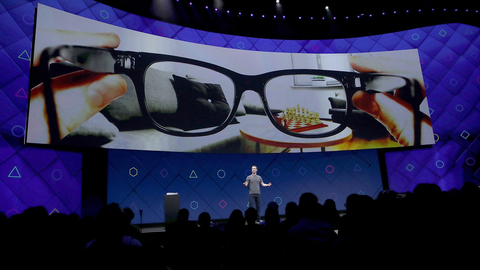 Facebook's Plans to Augment Reality are as Dystopian as They are Smart
