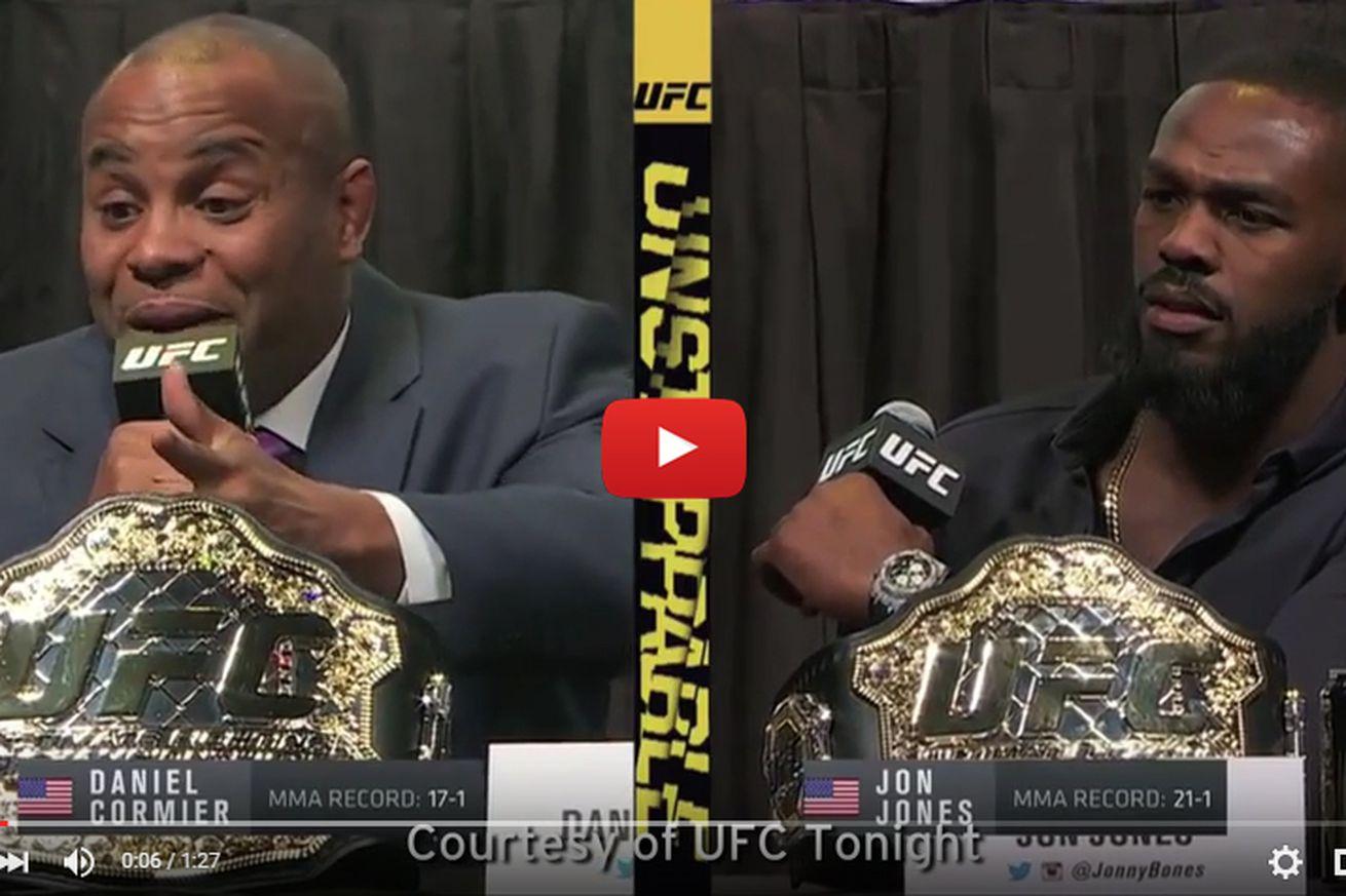 community news, UFC 197 video: Jon Jones vs Daniel Cormier 2 latest and greatest Bitter Rivals