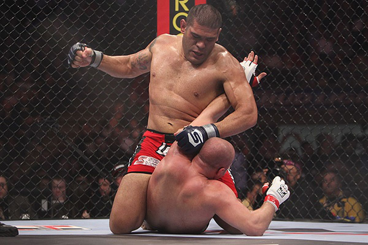 strikeforce results fedor vs silva post fight recap and analysis antonio silva smothers fedor emelianenko photo by dave mandel for sherdog
