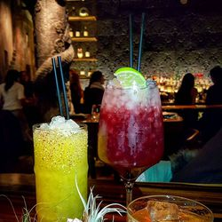 Cocktails at Ruka, a new addition to the Heatmap and Cocktail Heatmap this month.