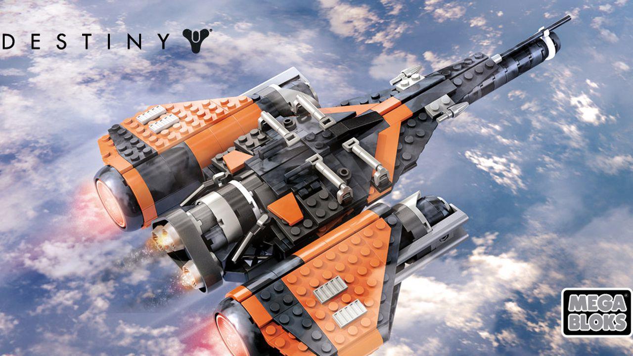 Destiny getting line of Mega Bloks toys this year