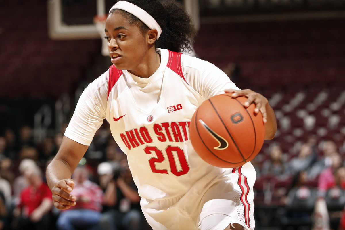 Ohio State-Michigan State final score: Women's basketball ...