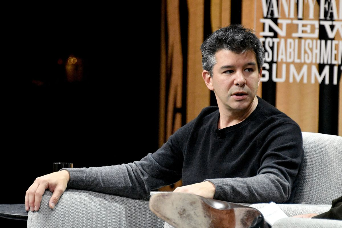a former uber employee s disturbing claims of workplace sexism mike windle getty images for vanity fair