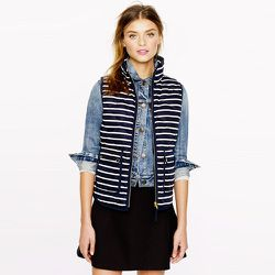 Short And Chic Stylish Puffers That Won T Swallow You