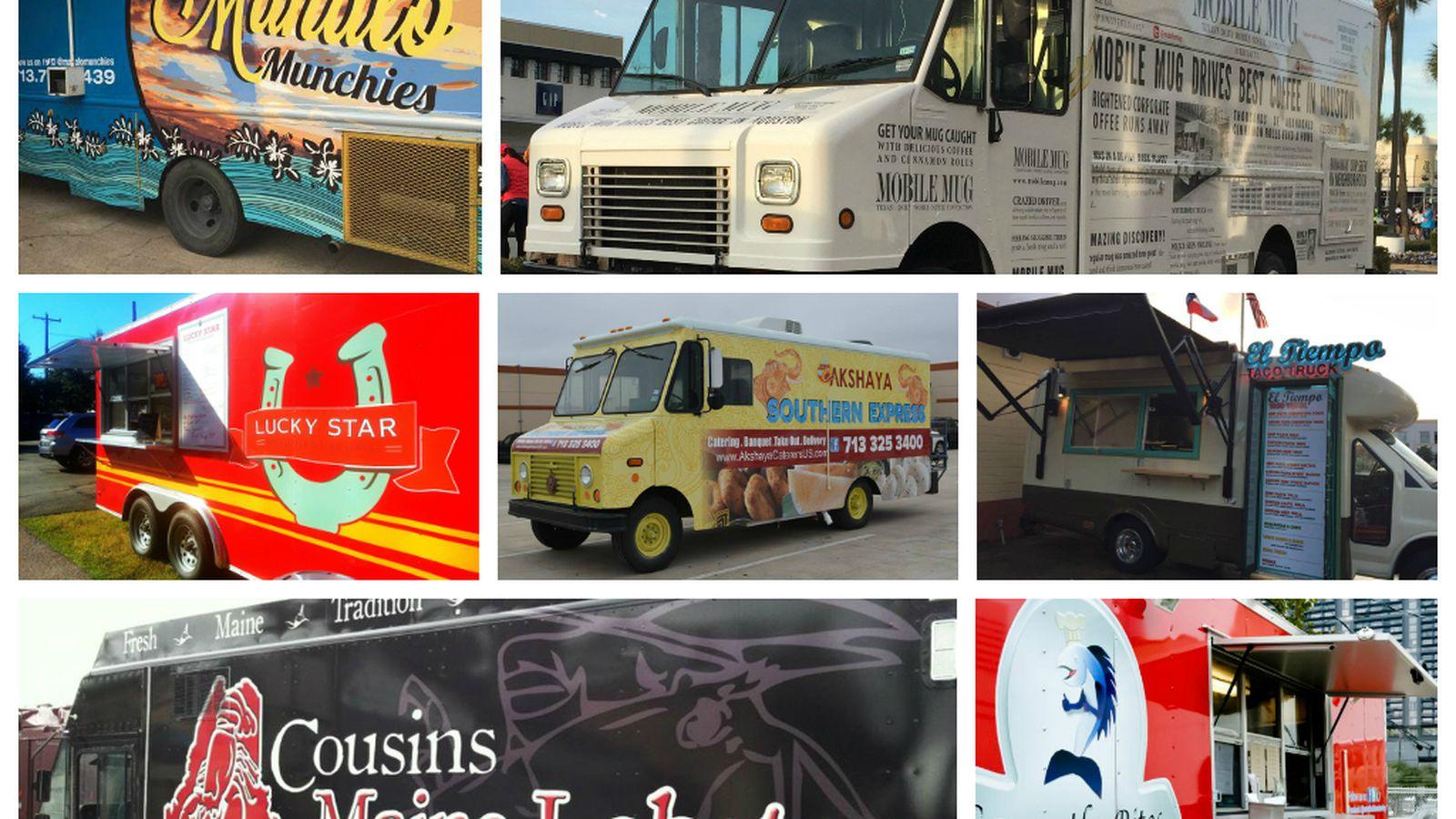 Los Angeles Food Truck Laws