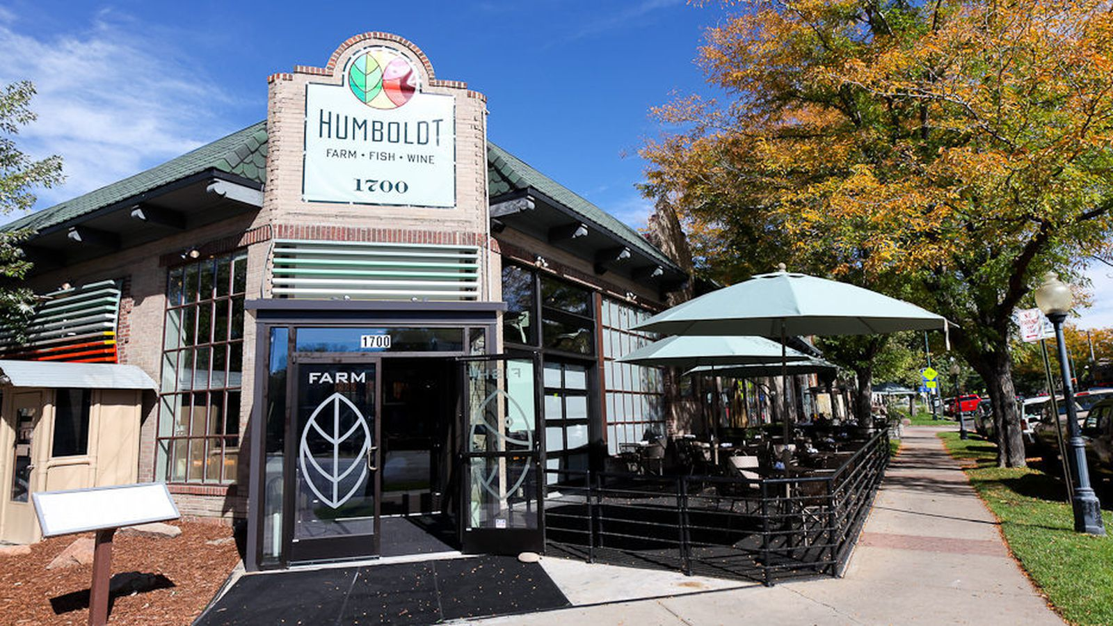Humboldt restaurant promises to bring the farm fish and for Humboldt farm fish wine