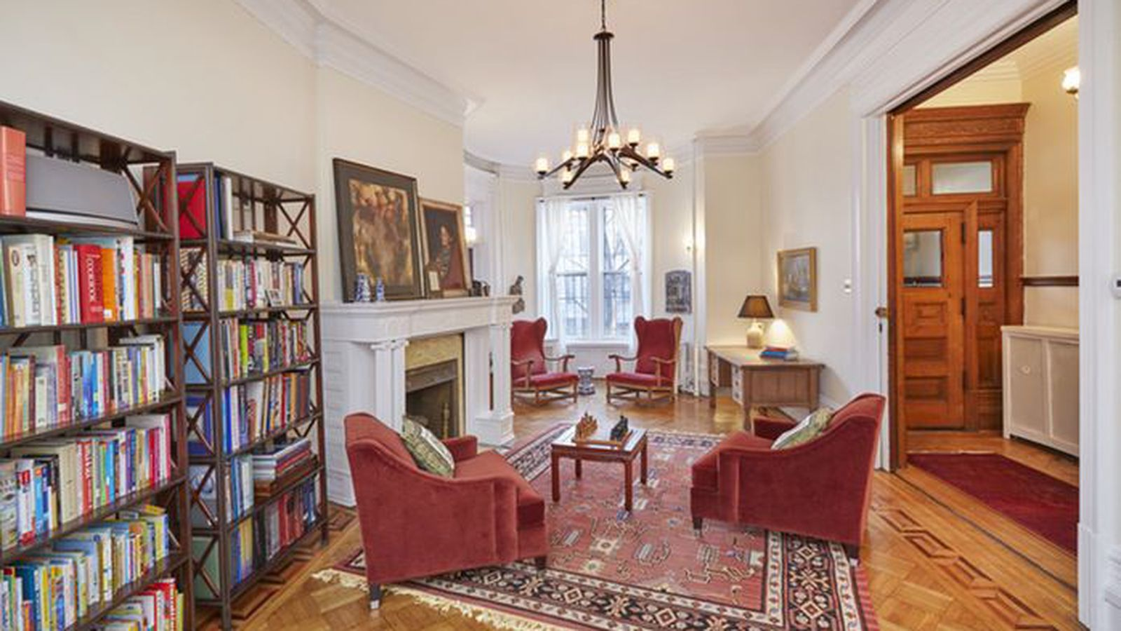 19th century hamilton heights townhouse seeks 3 3m for Townhouse for sale in manhattan