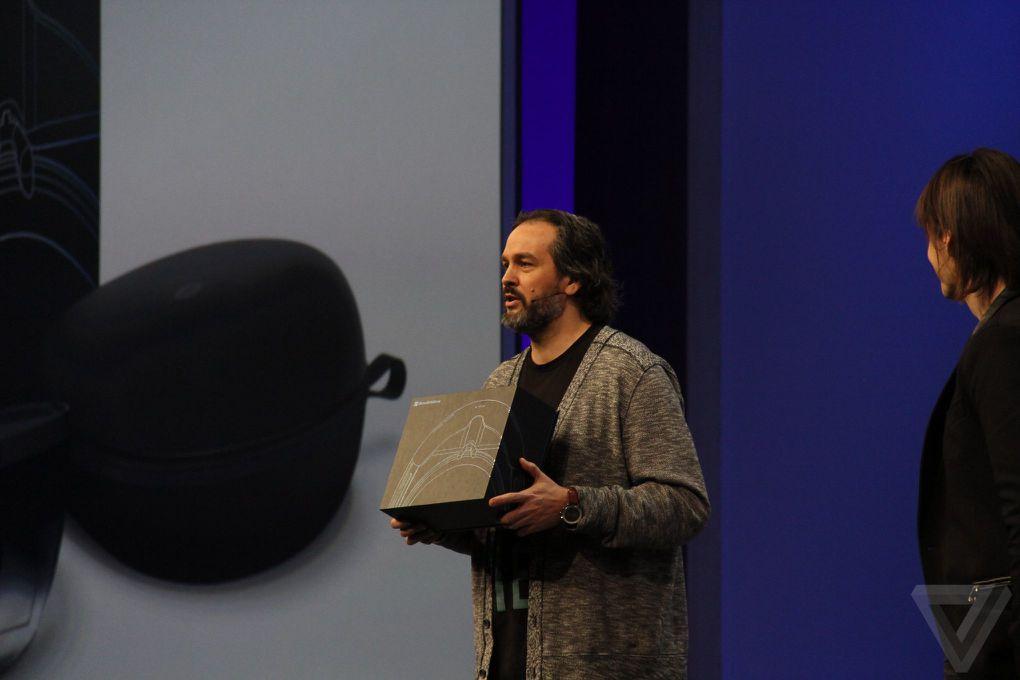 Microsoft build 2016 event verge 320.0