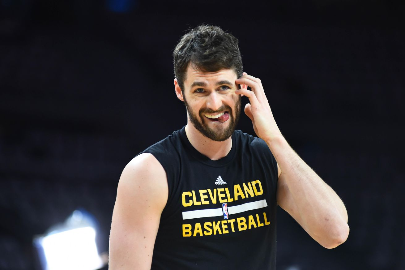 Kevin Love 'Auction' Possible If Cavaliers' Struggles Continue