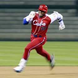 Unfortunately for the many great Cuban players in the major leagues, talks of a Unified Cuban team fell through before coming to fruition.
