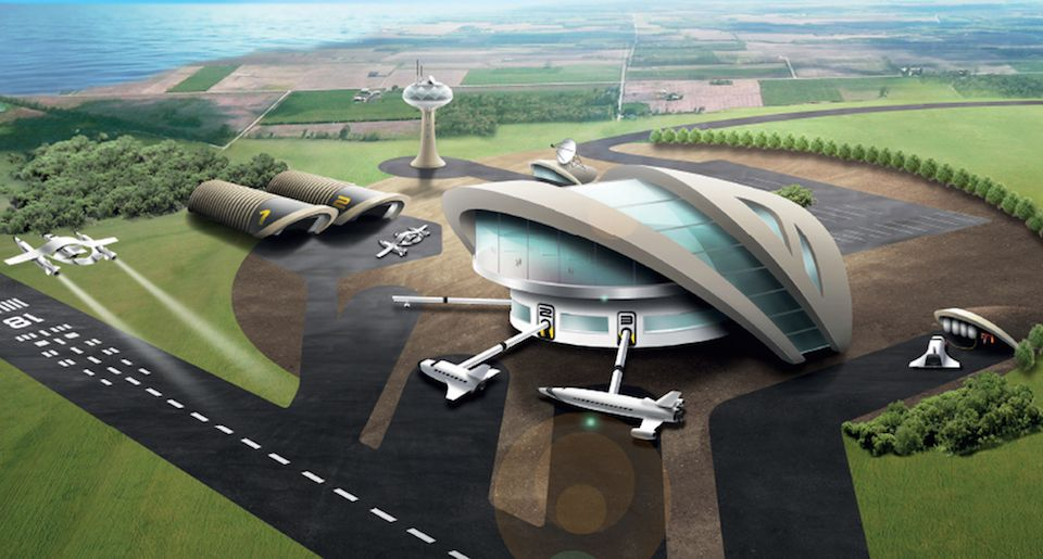 British government approves the first spaceport in Europe | The Verge