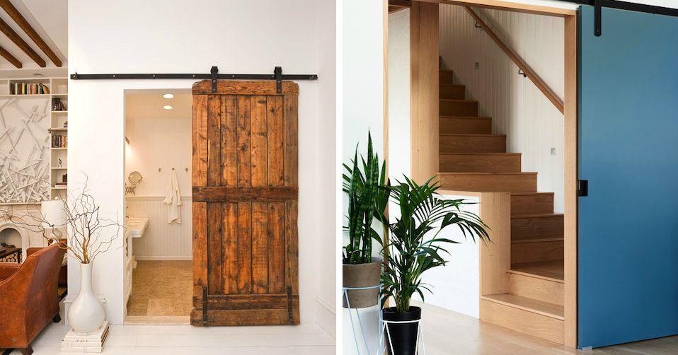 7 barn doors to inspire your modern farmhouse style