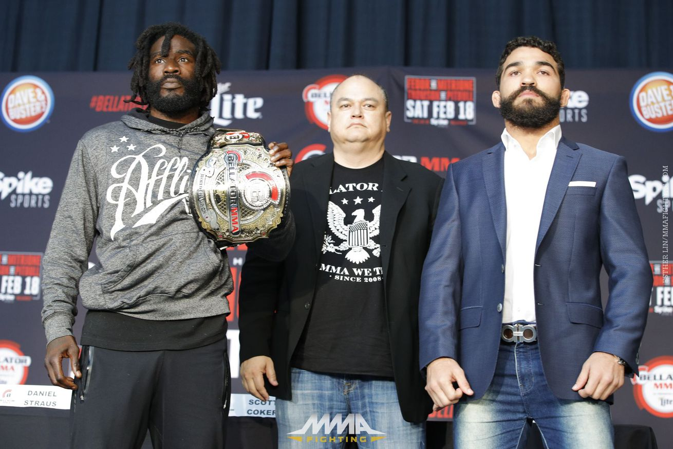 community news, Patricio Freire promises a 'completely different fighter in fourth Bellator fight with Daniel Straus