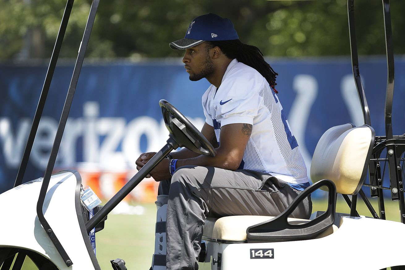 Report: Colts will take Clayton Geathers off NFI list to start season