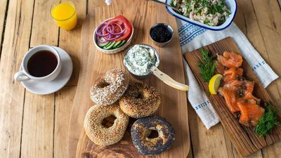 Black Seed Bagels Shipping Nationwide; The Great Oreo Taste Test
