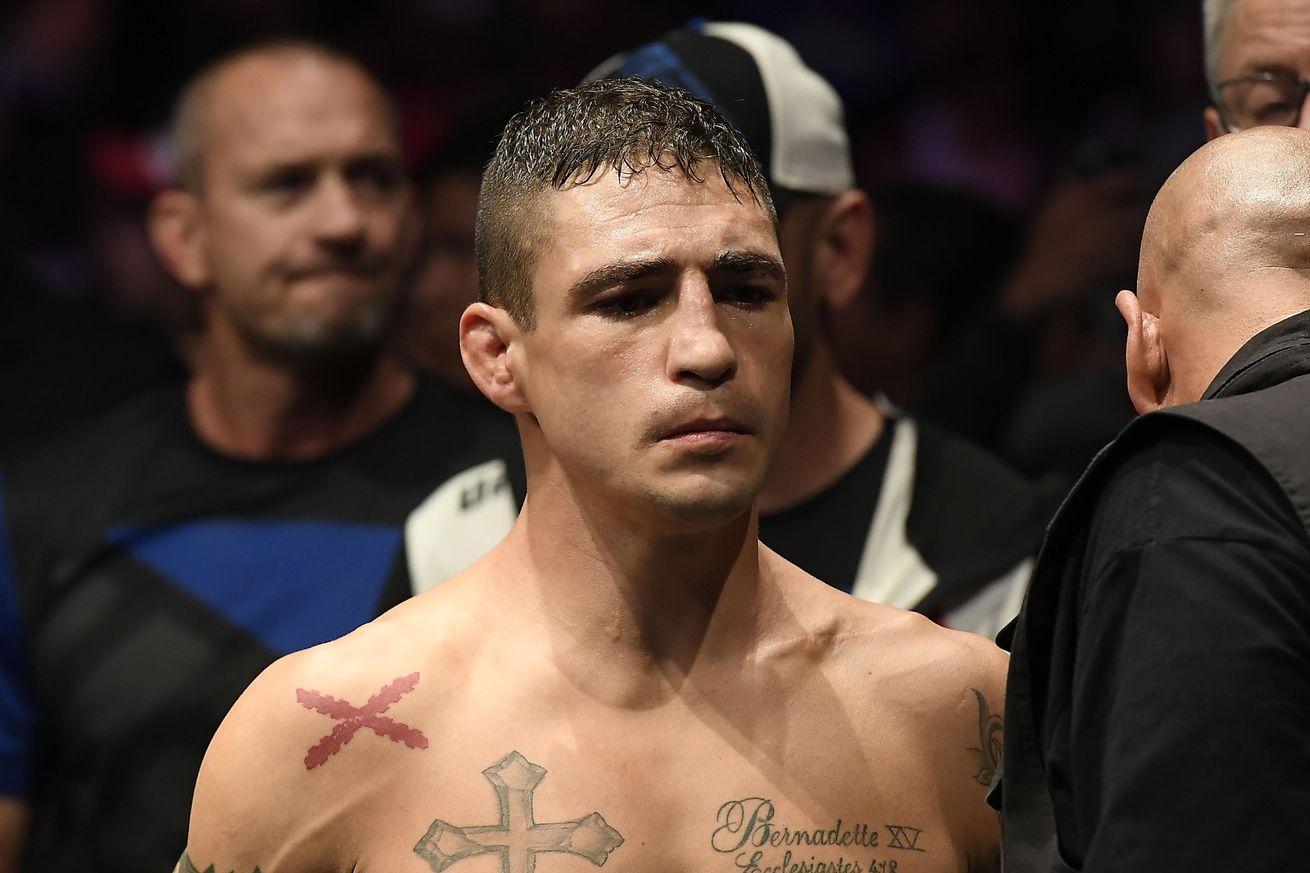 community news, UFC Fight Night 108: Diego Sanchez blames medical marijuana for recent heart problems