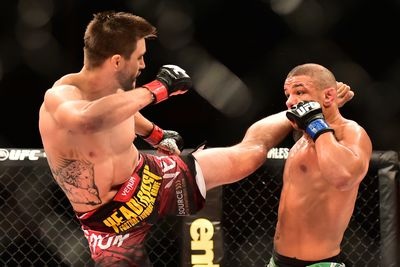 Condit vs. Alves does best Fight Night numbers since February