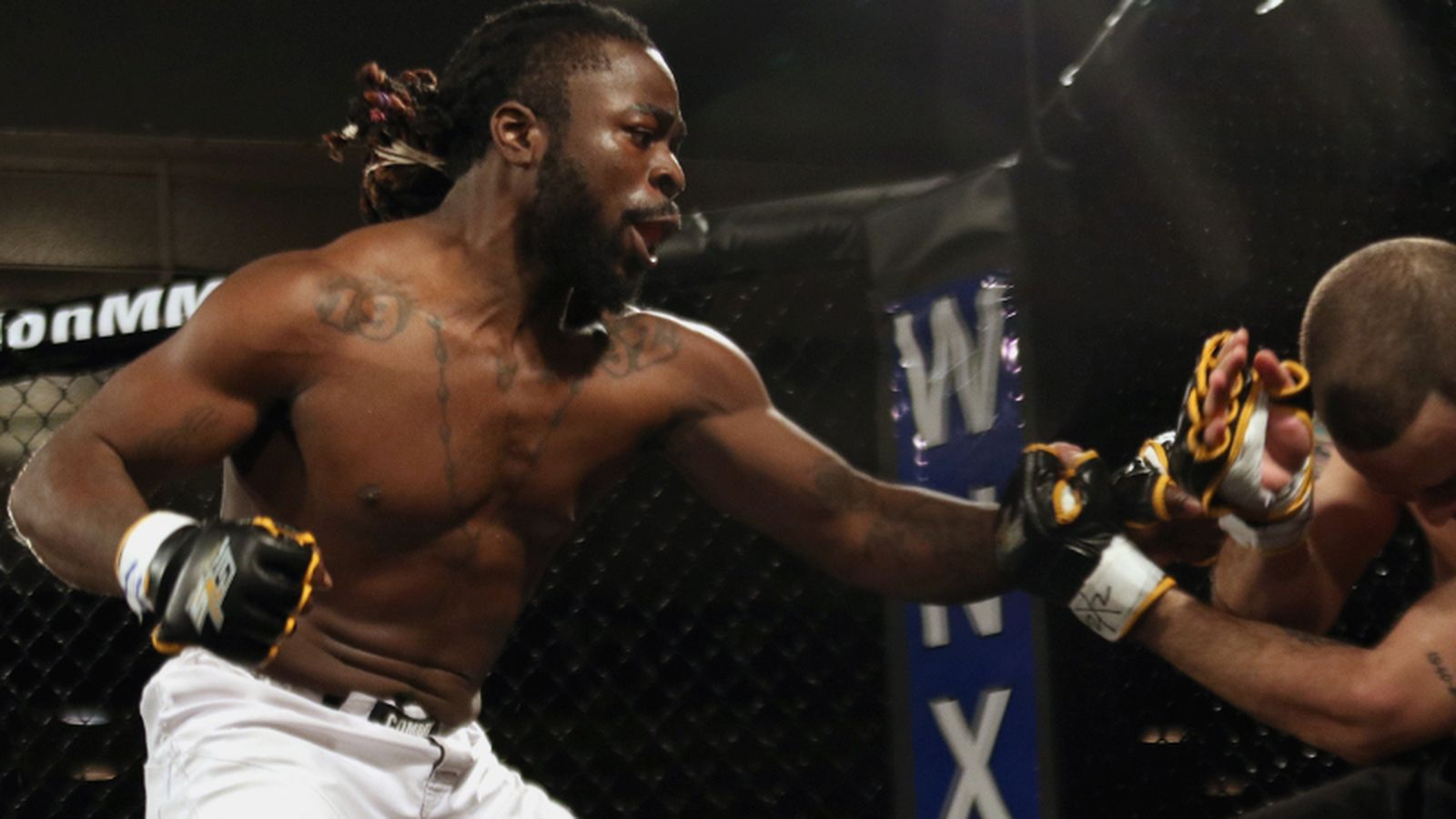 'Baby Slice' Kevin Ferguson Jr. to make pro MMA debut at ...