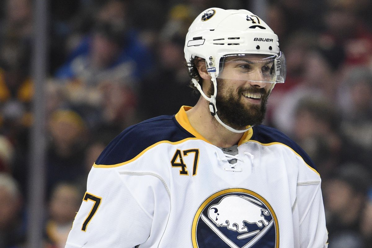 buffalo sabres grades zach bogosian die by the blade tom brenner getty images