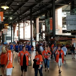 Another view of the concourse