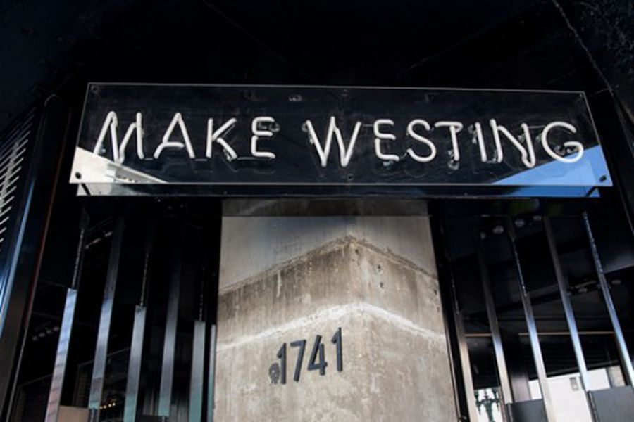 Make Friends With Make Westing Opening Monday Eater Sf