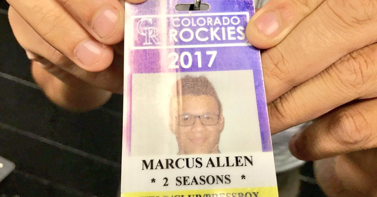 Colorado Rockies Find A Marcus Allen On Their Payroll