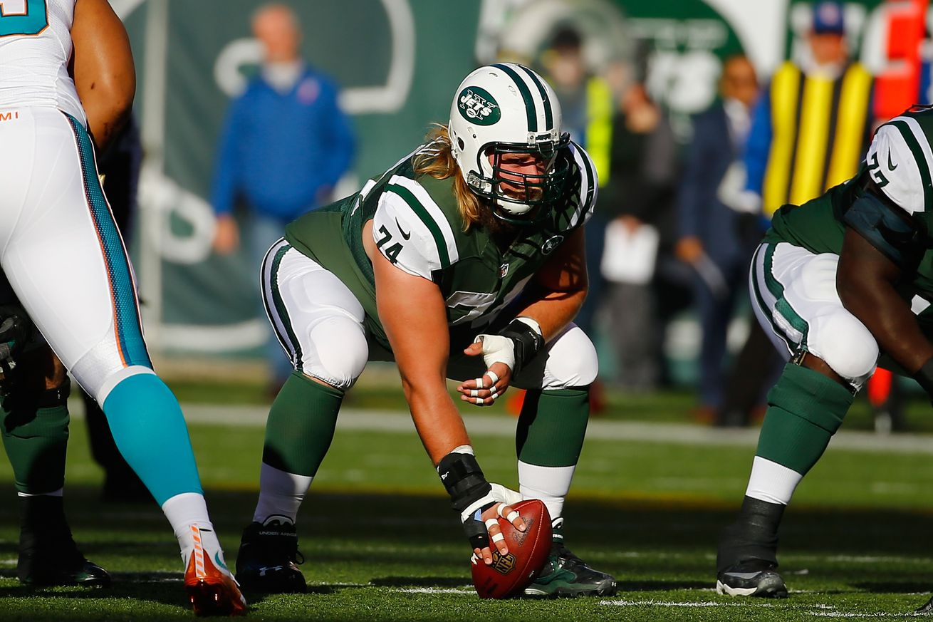 New York Jets to release Nick Mangold, could the Ravens be his next destination?