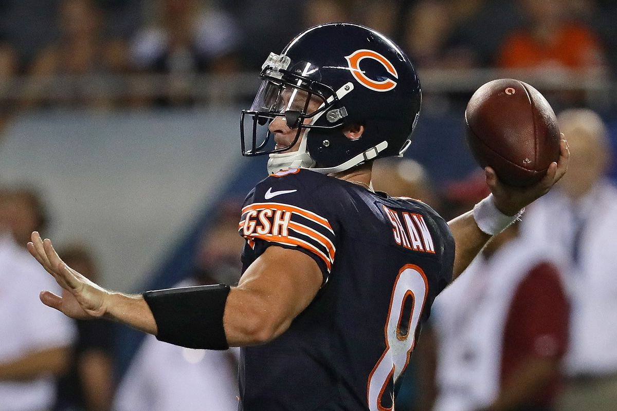 Connor Shaw Resigns with the Chicago Bears