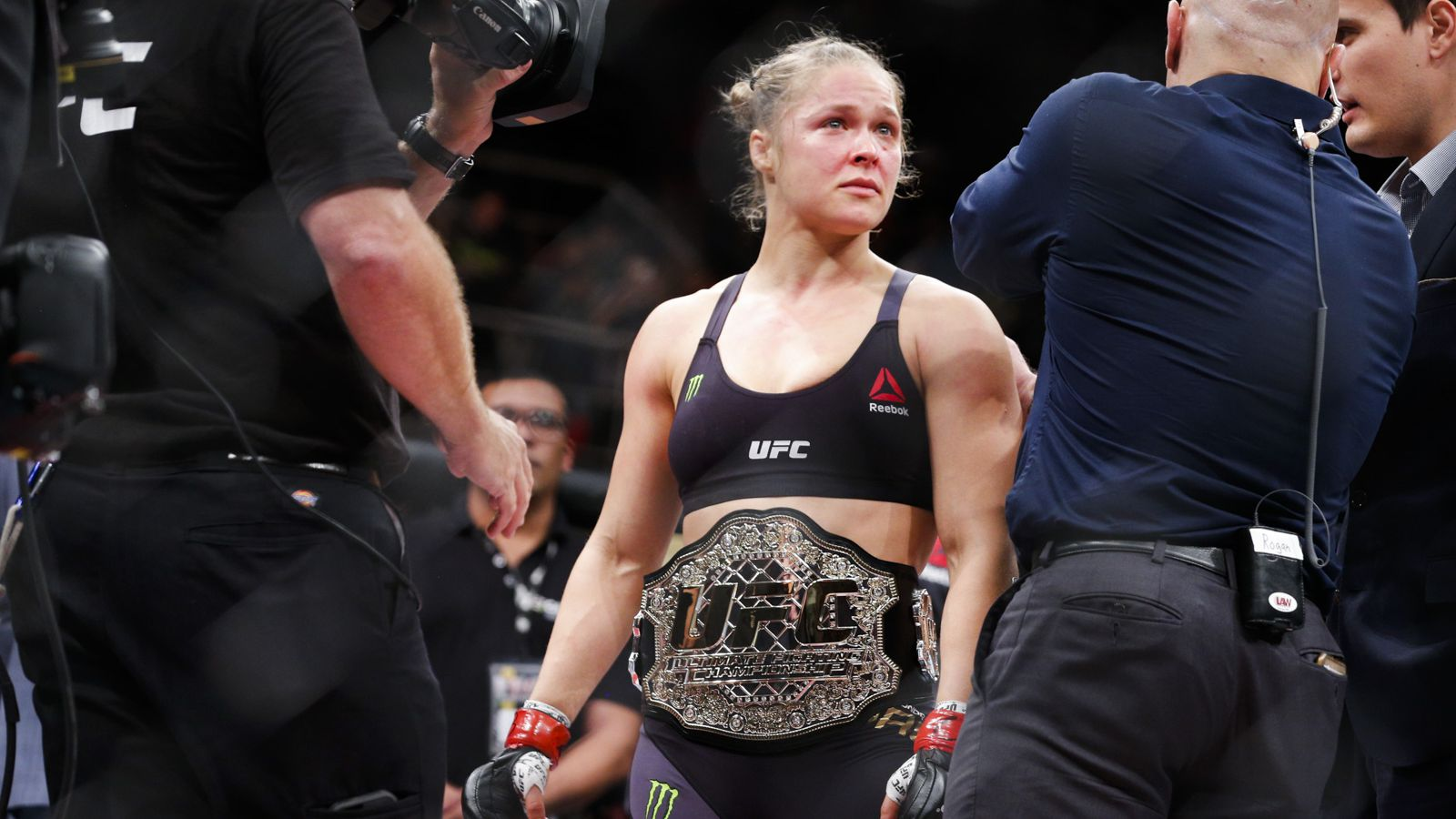 Ronda rousey powers fox sports 1 to two new records mma fighting